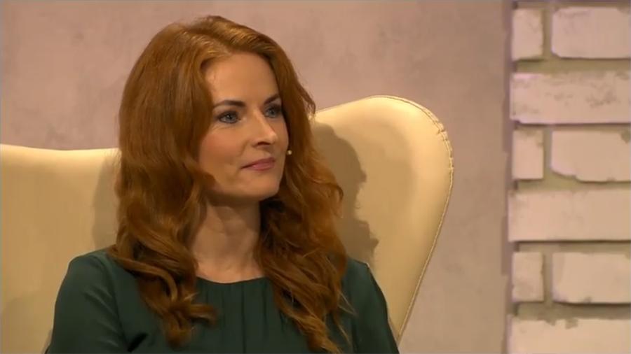Nicole Kleinhenz bei Marco Schreyl – Der Talk