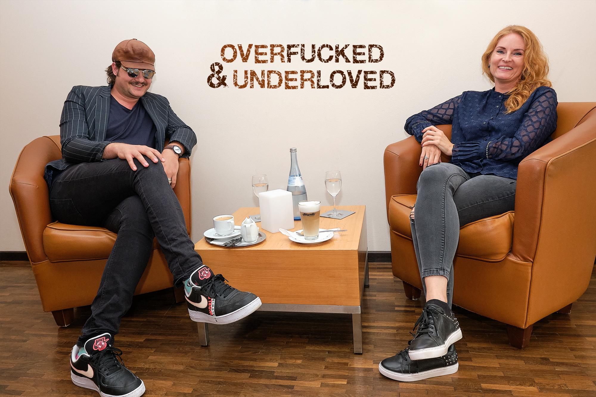 Overfucked & Underloved – der Podcast mit Nicole Kleinhenz & Adrian Kontri